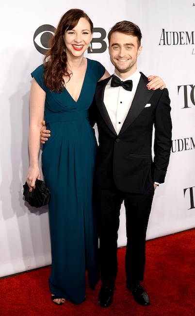 Daniel Radcliffe, Erin Darke, Tony Awards