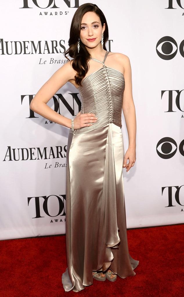 Emmy Rossum, Tony Awards