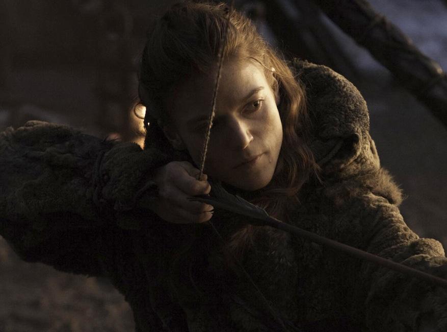Rose Leslie, Game Of Thrones