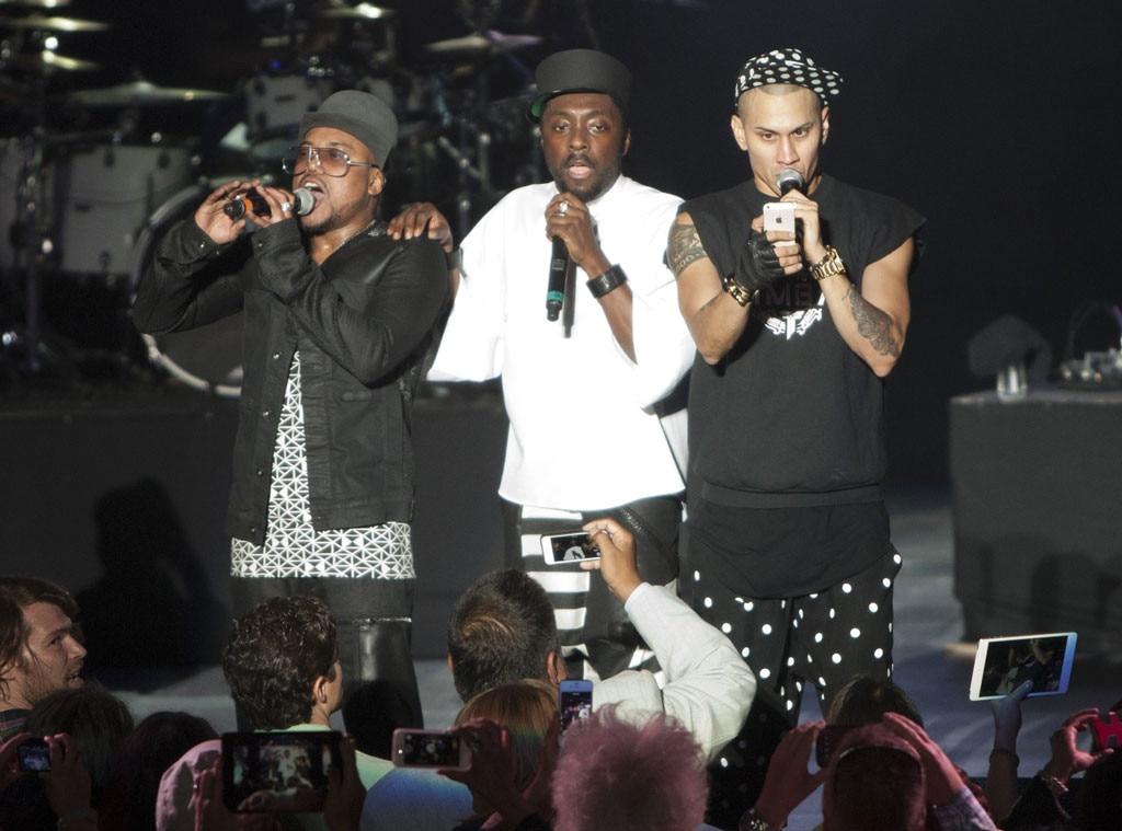Apl.de.ap, Will.i.am, Taboo, Black Eyed Peas