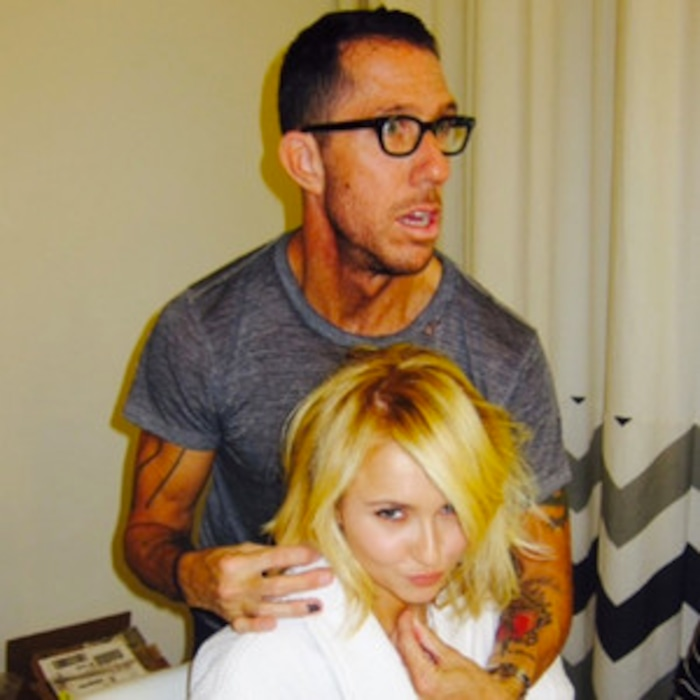 Pregnant Hayden Panettiere Gets A Shaggy Bob Haircut From Jennifer