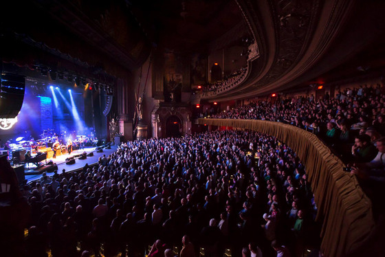 Best Music Venues, Beacon Theatre, New York