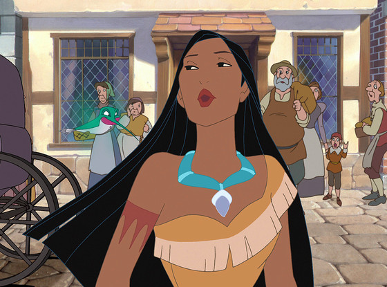 Pocahontas: Journey to a New World