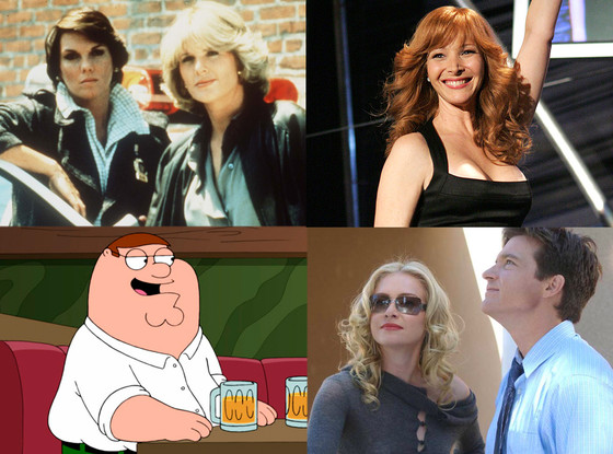 Cagney and Lacey, The Comeback, , Family Guy, Arrested Delevopment, Cancellation