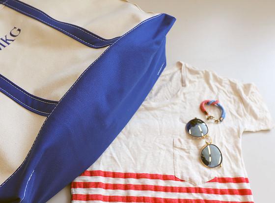 Redbook Magazine, Fashion Director Audrey Slater, Summer Bags