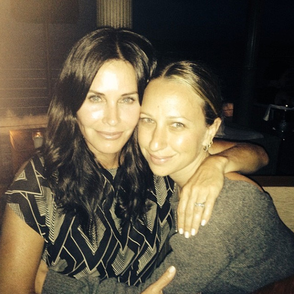 Courteney Cox, Jennifer Meyer