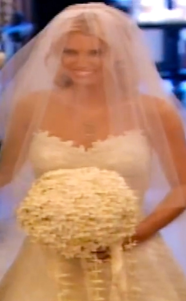 Jessica Simpson, Wedding