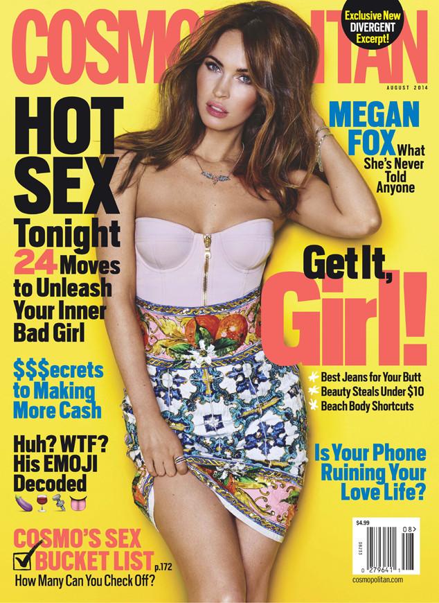 Megan Fox, Cosmopolitan