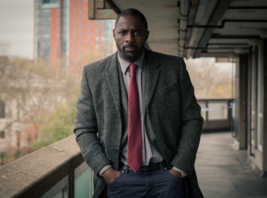Idris Elba, John Luther, Luther