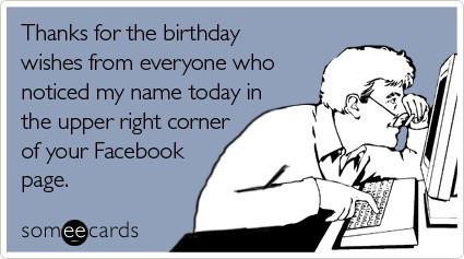 Facebook eCards