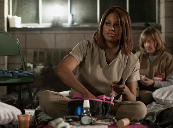 Laverne Cox, Orange is the New Black