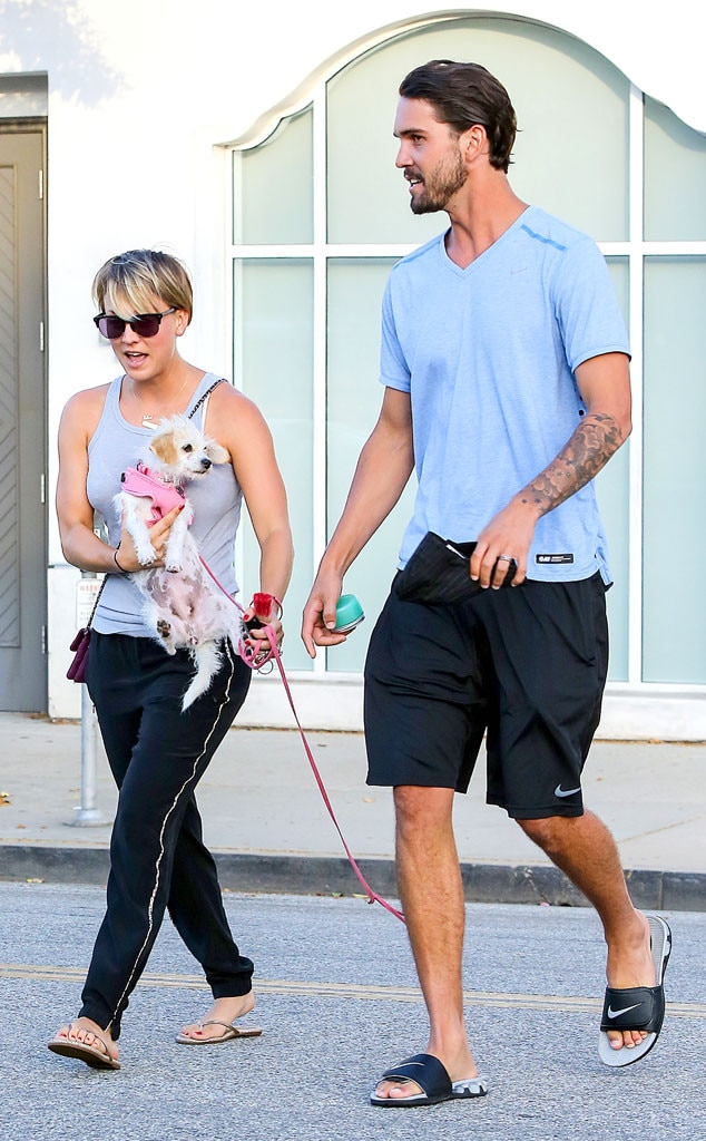 Kaley Cuoco, Ryan Sweeting, Ruby