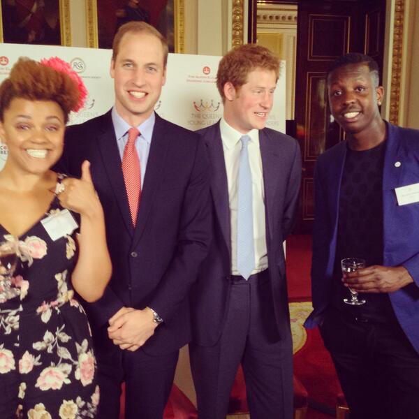 Prince William, Prince Harry, BBC Radio 1