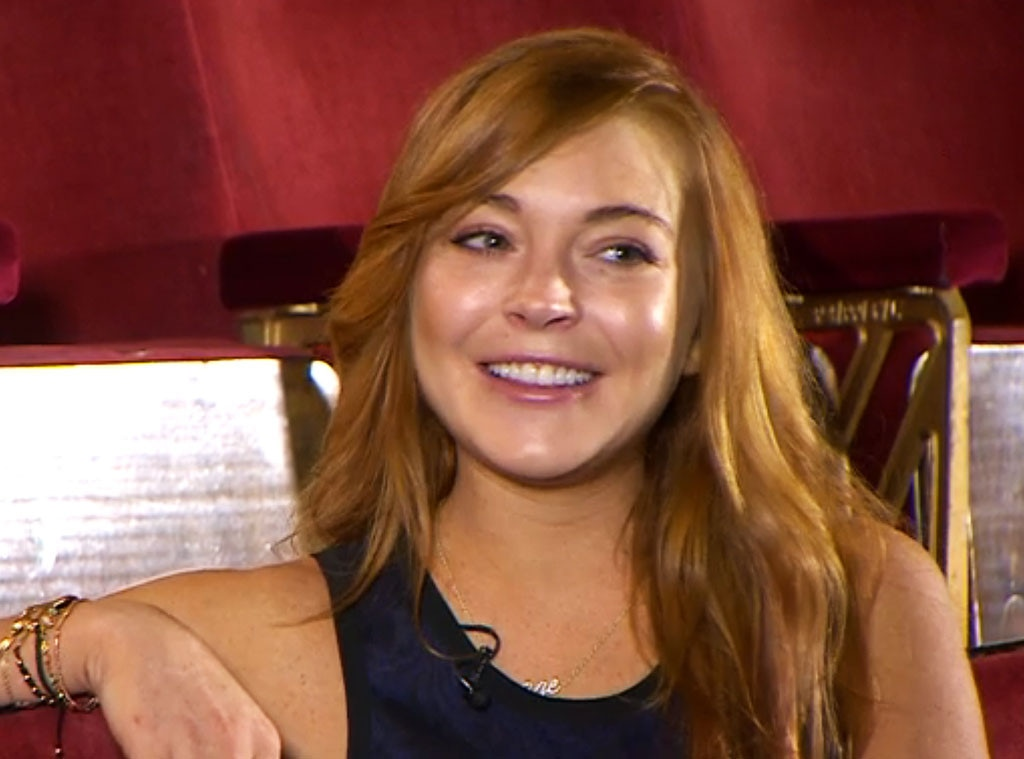 Lindsay Lohan, BBC