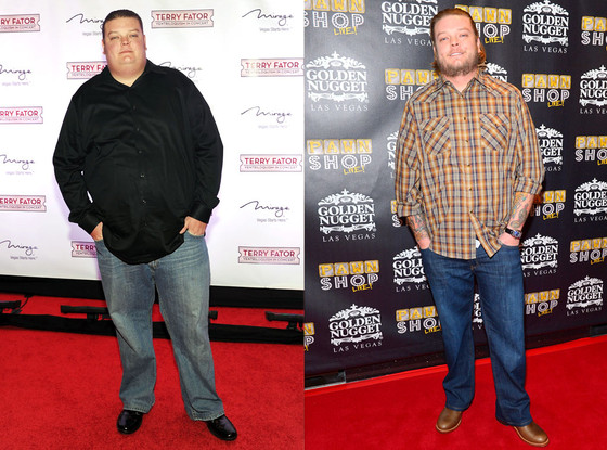 Corey Harrison, Weight Loss