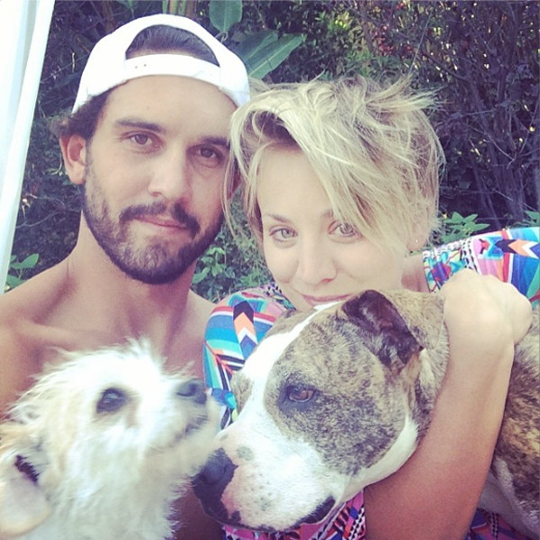 Kaley Cuoco, Ryan Sweeting, Instagram