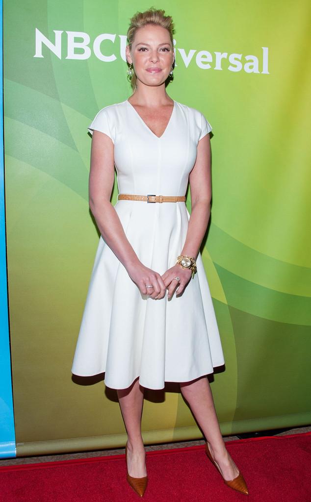Katherine Heigl, TCA