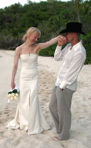 Eggert markle wedding
