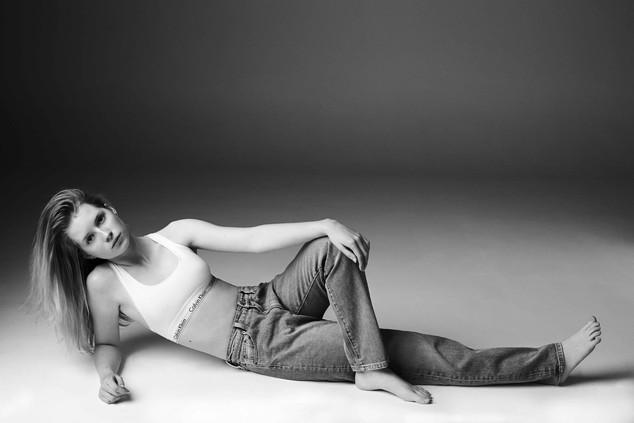 Lottie Moss, Calvin Klein Jeans