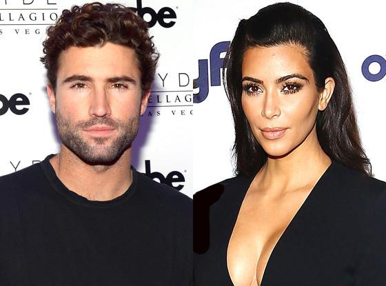 Kim Kardashian, Brody Jenner