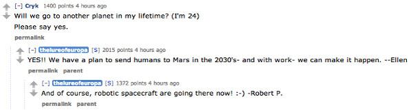 Bill Nye Reddit AMA