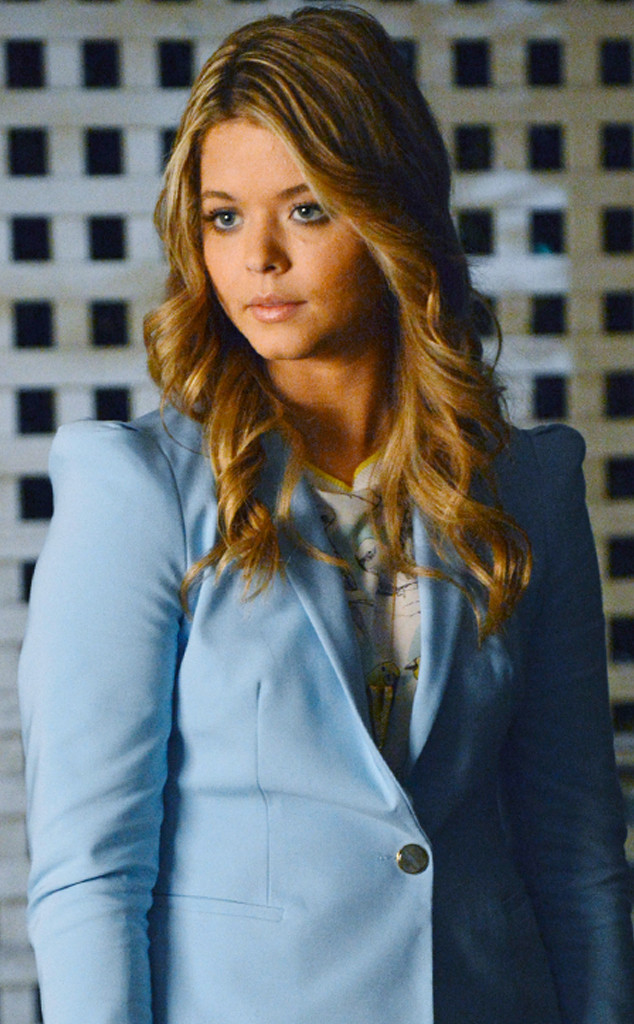 Pretty Little Liars, Sasha Pieterse