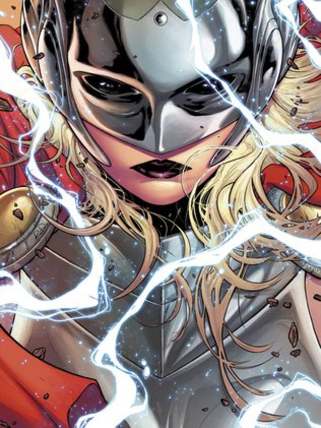 Thor mulher
