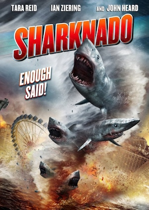 Sharknado, Shark Movies