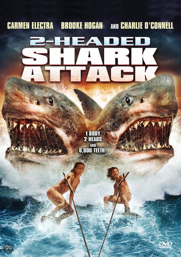 2-Headed Shark Attack, Shark Movies