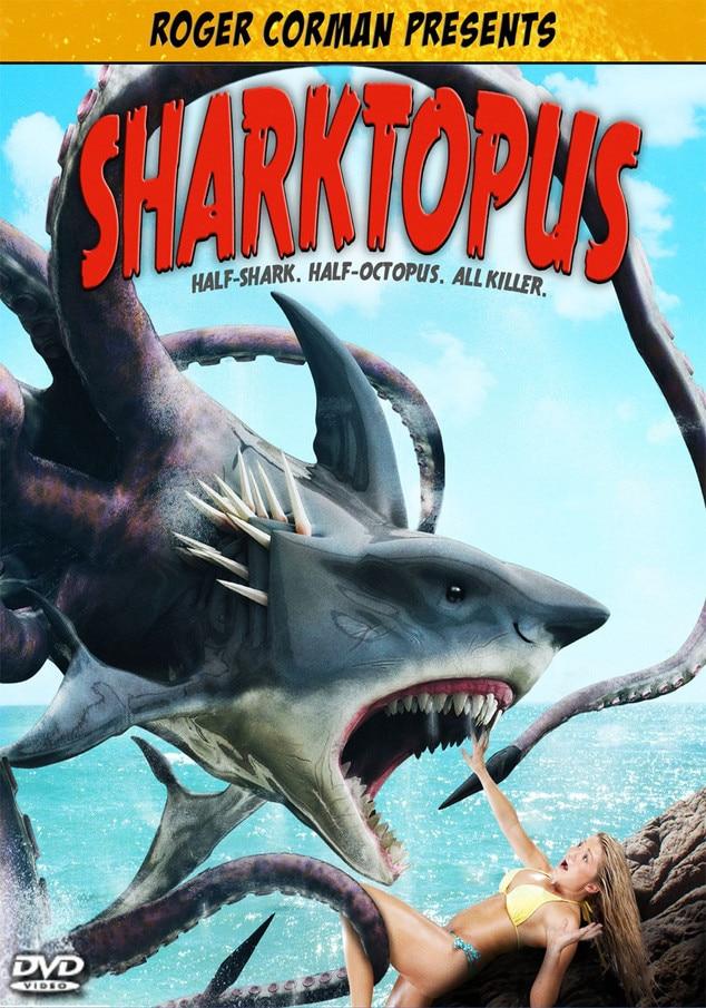 Sharktopus, Shark Movies