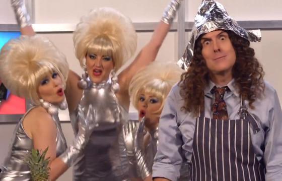 Weird Al Yankovic, Foil, Lorde