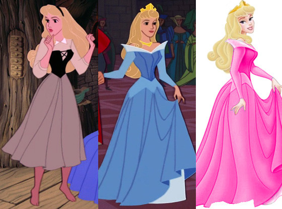 Aurora, Disney Princesses Wardrobe