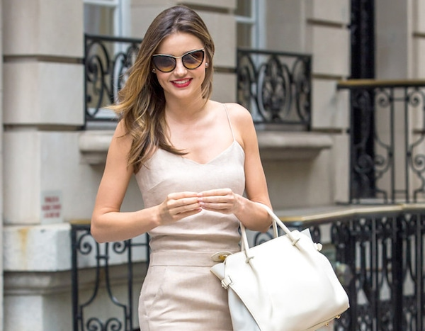 In The Nude From Miranda Kerrs Street Style  E News-1149