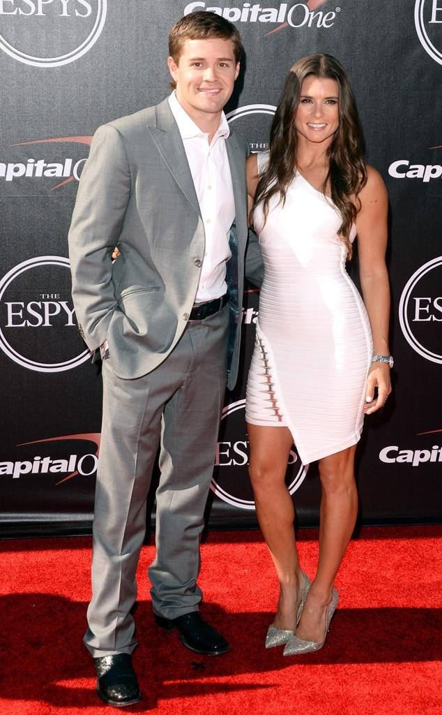 Ricky Stenhouse Jr., Danica Patrick, ESPYS