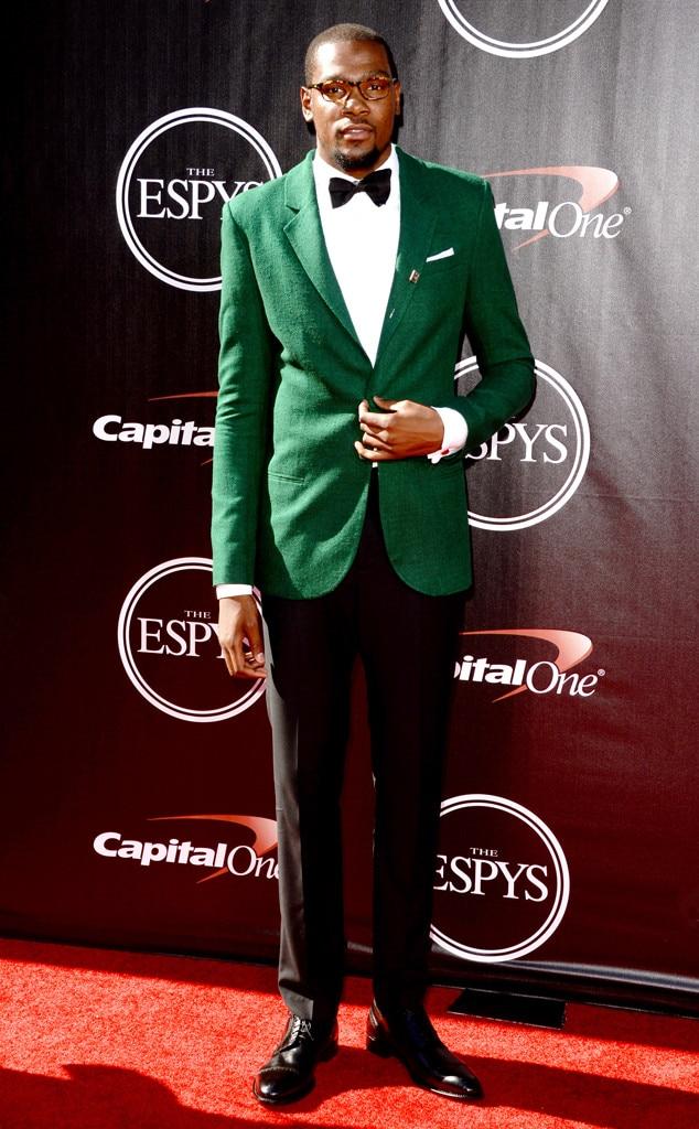 Kevin Durant, ESPYS