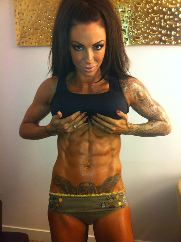 Jodie Marsh From Celebs Who Suffered From Body Dysmorphia -7242