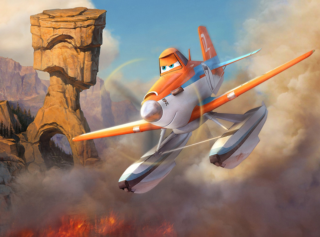 Planes: Fire and Rescue?