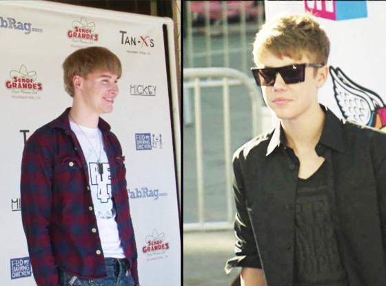 Untold, Justin Bieber Look-Alike
