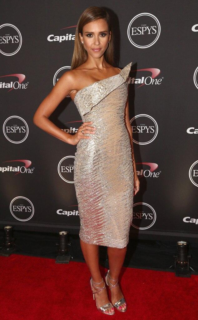 Jessica Alba, ESPYS