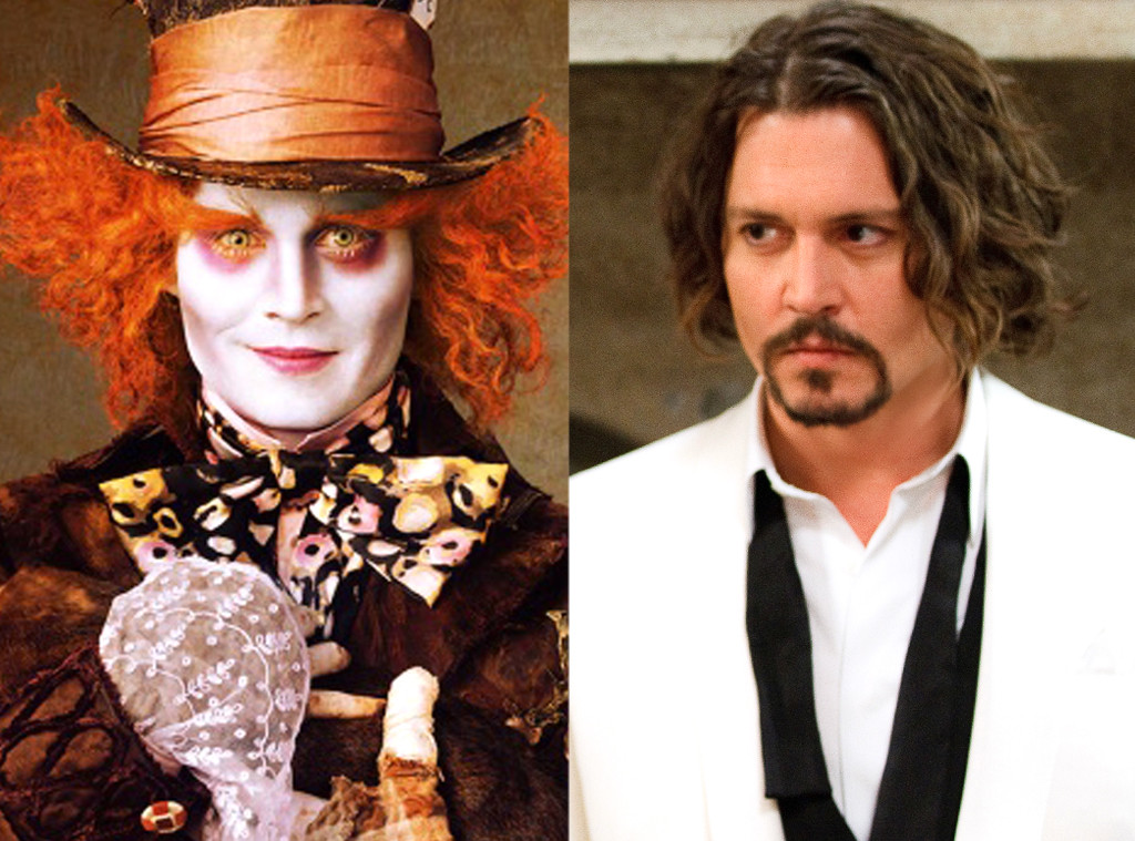 Johnny Depp, Stars' hits and flops