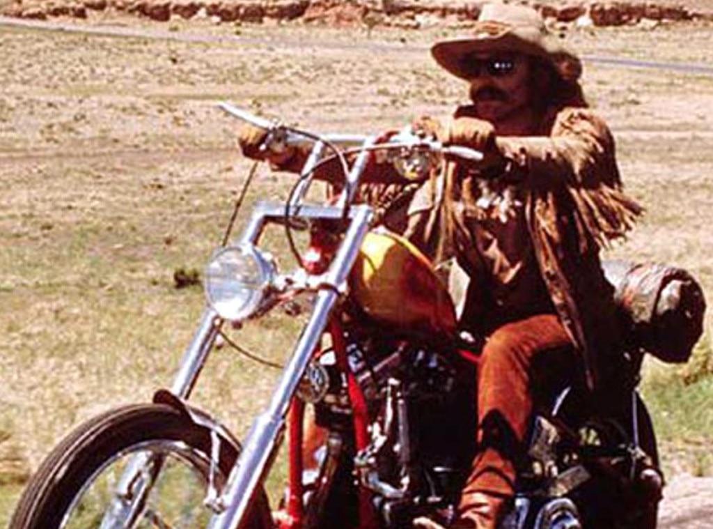 Dennis Hopper, Easy Rider