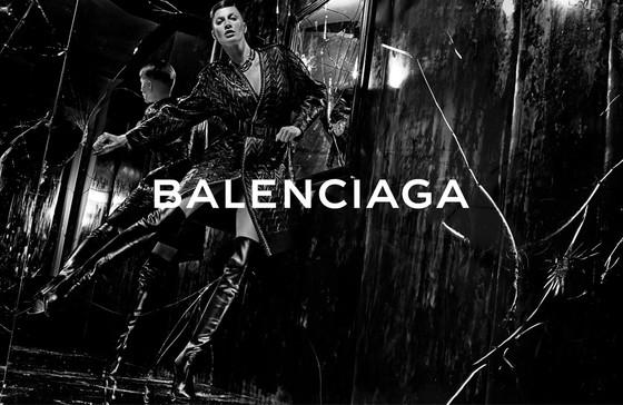Gisele Bundchen, Balenciaga