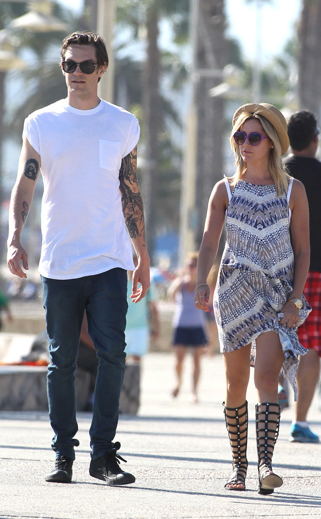 Ashley Tisdale, Christopher French