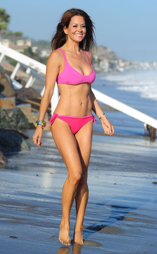 For brooke burke charvet bikini curious