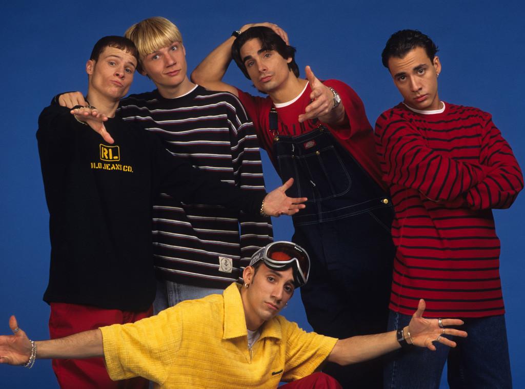 Backstreet Boys, 1997
