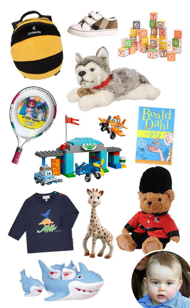 Prince George Birthday Gifts