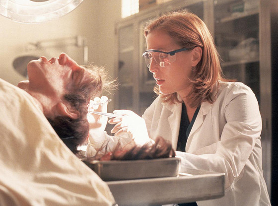 Gillian Anderson, Dana Scully, The X-Files