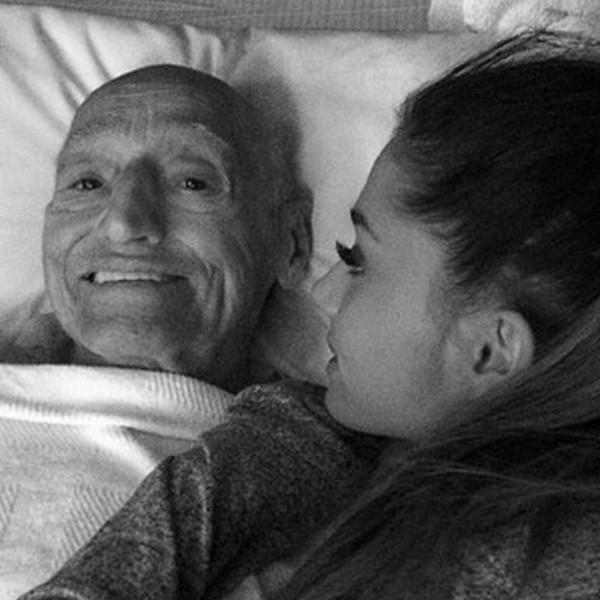 Ariana Grande, Instagram