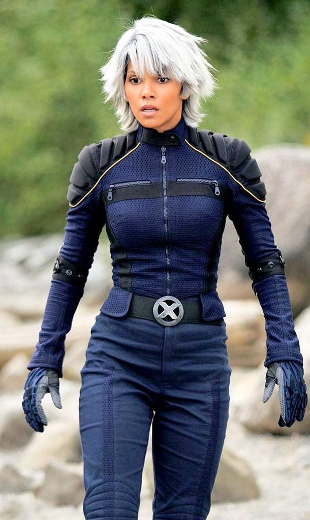 Storm, Halle Berry, X Men, Hottest Superheroes