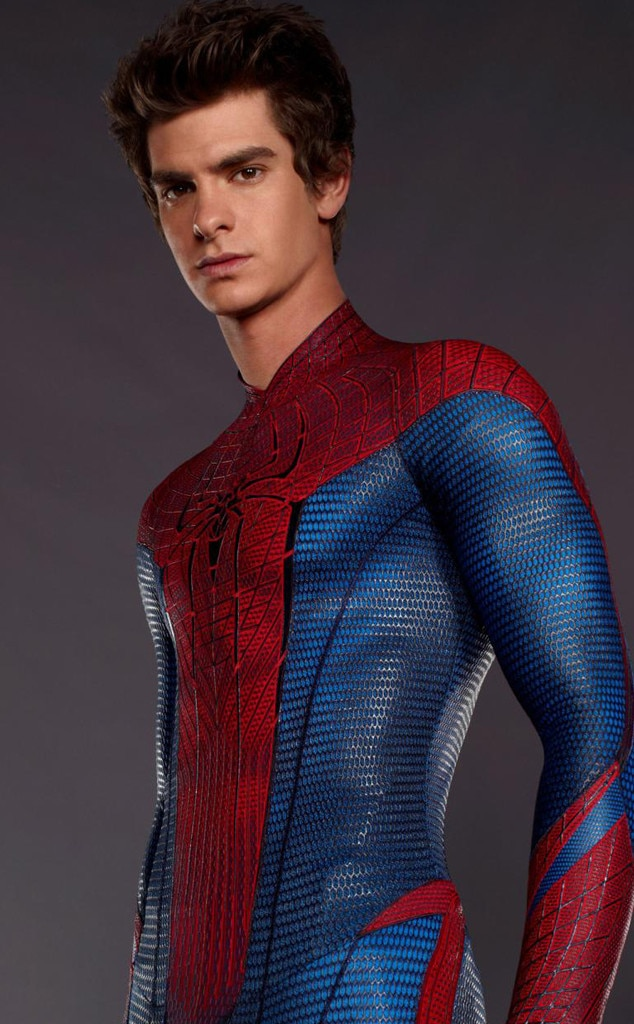 The Amazing Spiderman, Andrew Garfield, Hottest Superheroes